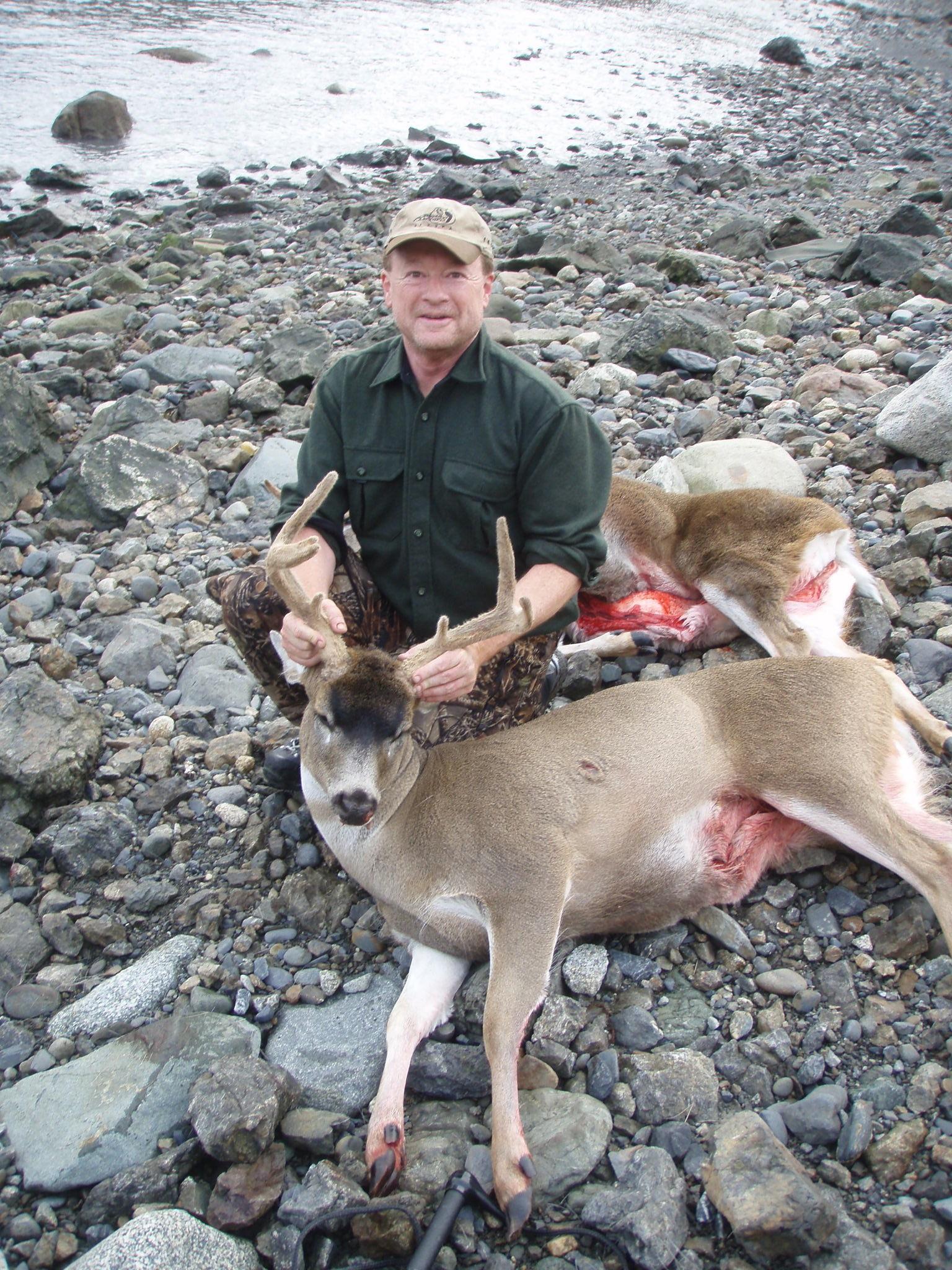 Planning Your Kodiak Alaska Deer Hunting Trip Kodiak
